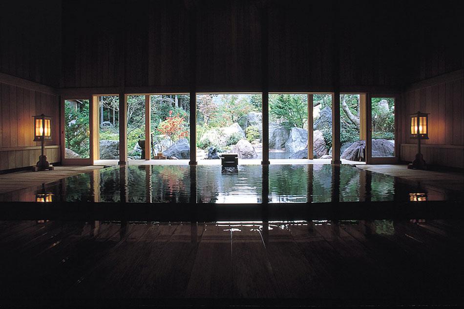 5 ออนเซ็นในญี่ปุ่น