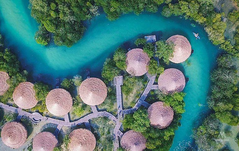 The Blue Sky Resort at Koh Phayam