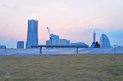 จุดถ่ายรูป-Osanbashi-Pier3