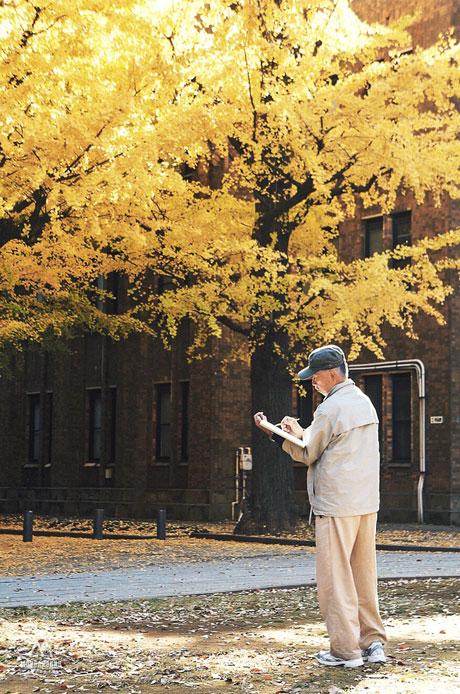 จุดถ่ายรูป-University-of-Tokyo