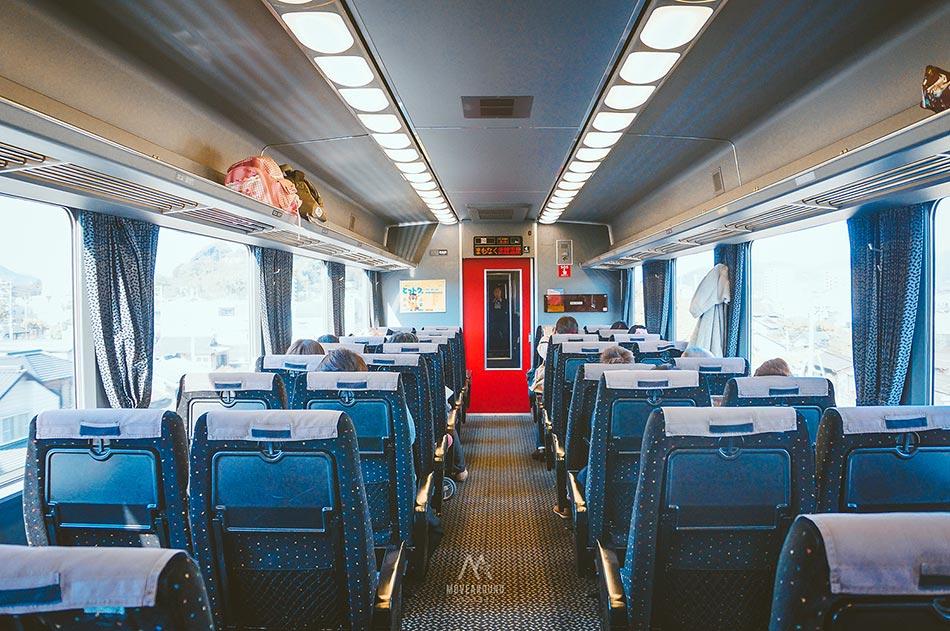 รถไฟ-3 Huis Ten Bosch