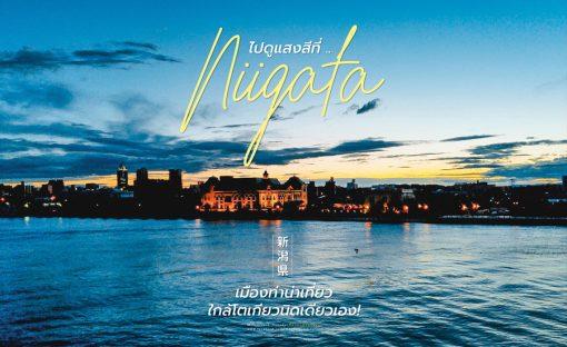 รีวิวนิงาตะ ญี่ปุ่น / Niigata Japan