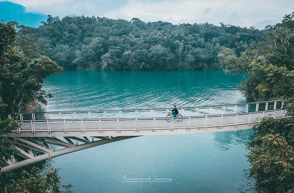 Sun Moon Lake, ไต้หวัน