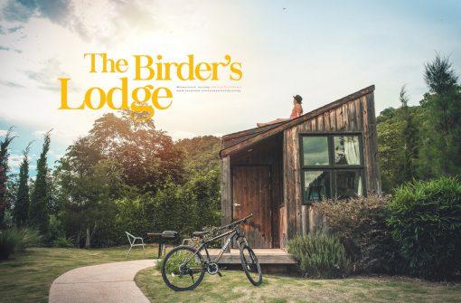 รีวิวที่พัก THE BIRDER'S LODGE กระท่อมไม้กลางเขาใหญ่