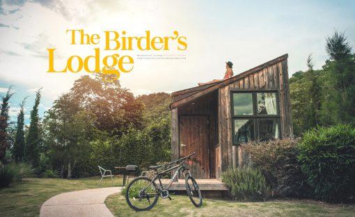 รีวิวที่พัก the birder's lodge เขาใหญ่