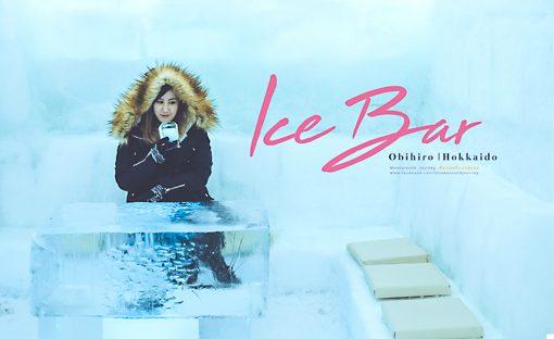 ice bar obihiro hokkaido