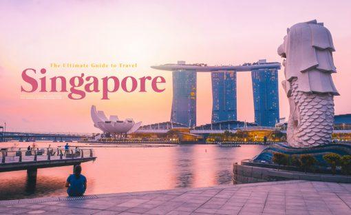 คู่มือเที่ยวสิงคโปร์ / Singapore Guide