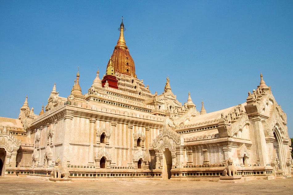 วัดอนันดา (Ananda Temple)