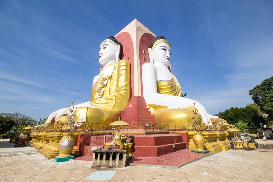 พระเจดีย์ไจปุ่น (Kyaikpun Pagoda)