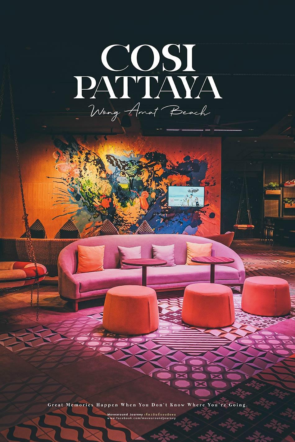 รีวิว COSI Pattaya