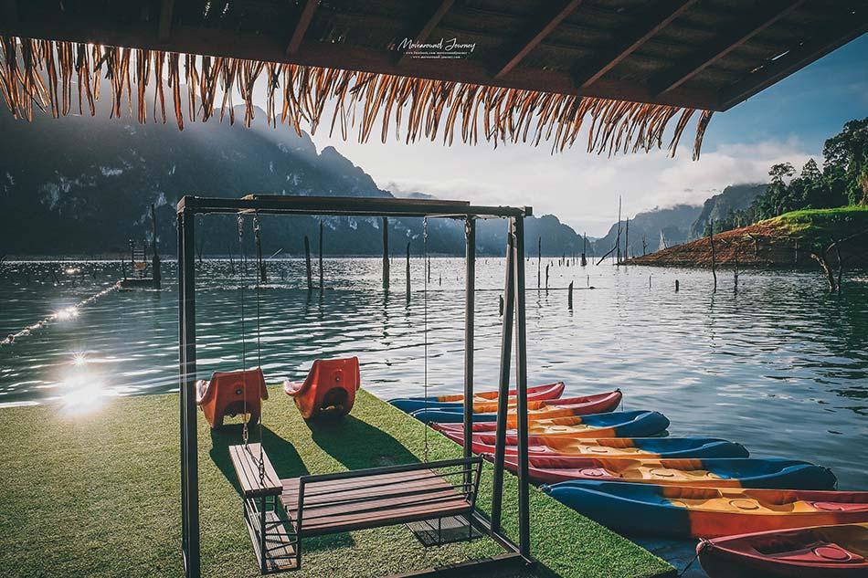 Panvaree The Greenery Resort เขื่อนเชี่ยวหลาน